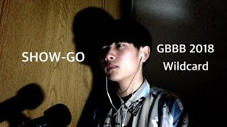 Video SHOW-GO | Grand Beatbox Battle Wildcard 2018 | Feel Like download MP3, 3GP, MP4, WEBM, AVI, FLV November 2017