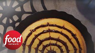 This Dessert Has Legs | Halloween Wars | Food Network