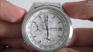 How To Calibrate (reset) Chronograph Watch