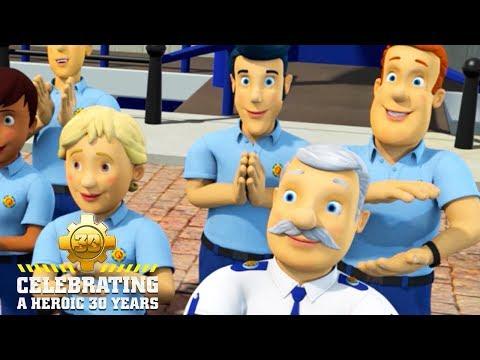 Download Youtube: Fireman Sam New Episodes | The Royal Episode - Fireman Sam 30th Anniversary | New Season 11 🚒 🔥