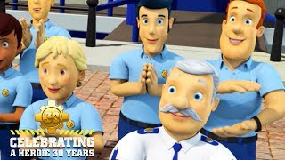 Fireman Sam New Episodes | The Royal Episode - Fireman Sam 30th Anniversary | New Season 11 🚒 🔥