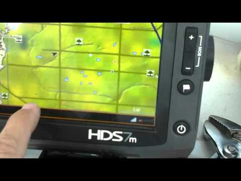 Fusion radio nema 2000 network with Lowrance Hds