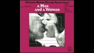 """UN UOMO E UNA DONNA - """"Un Homme Et Une Femme"""" - Vocal (Original Soundtrack LP 1967)"""