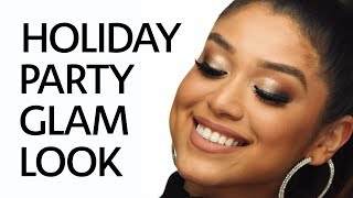 Get Ready With Me: Holiday Party Glam Look | Sephora