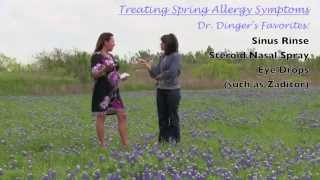 The Beauty of Relief: Coping With South Texas Allergies