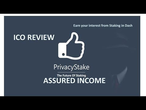 Privacy Stake ICO review best and safest global cryptocurrency investment