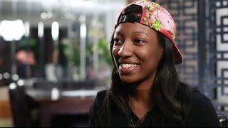 MTV: She Inspires - Ebony Wondagurl Oshunrinde
