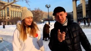Приглашение на Русскую пробежку 1 января 2015. Новосибирск.