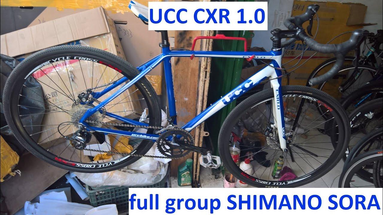 Kiên Xe Đạp xe đạp đua UCC CXR 1.0 giá 8tr900 zalo 0975709943