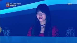 저스트절크팀 단체 무대 David Guetta 2U 20180921