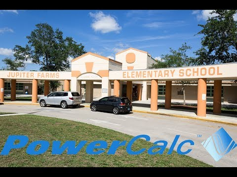 Site Survey for Renovation Project: Jupiter Farms Elementary School