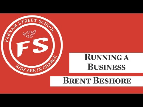 Running a Business with Brent Beshore