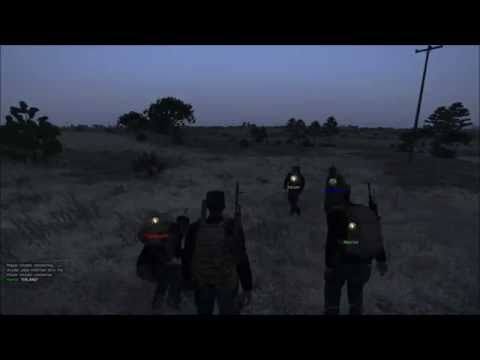 Breaking Point - Group Raid of the Altis International Airport (1/2)