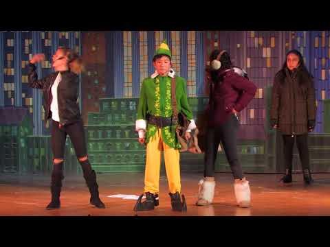 """""""ELF"""" The Musical - QSI - Queens School of Inquiry"""