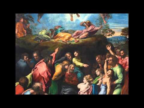 Vatican Art   Transfiguration