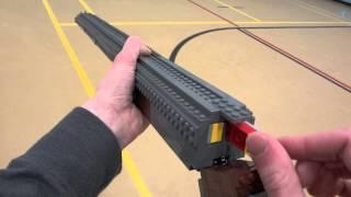 LEGO Double Barrel Shotgun - Life Size - World at War Zombies thumbnail