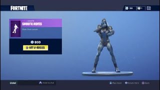 *NEW* SMOOTH MOVE EMOTE FORTNITE FREE