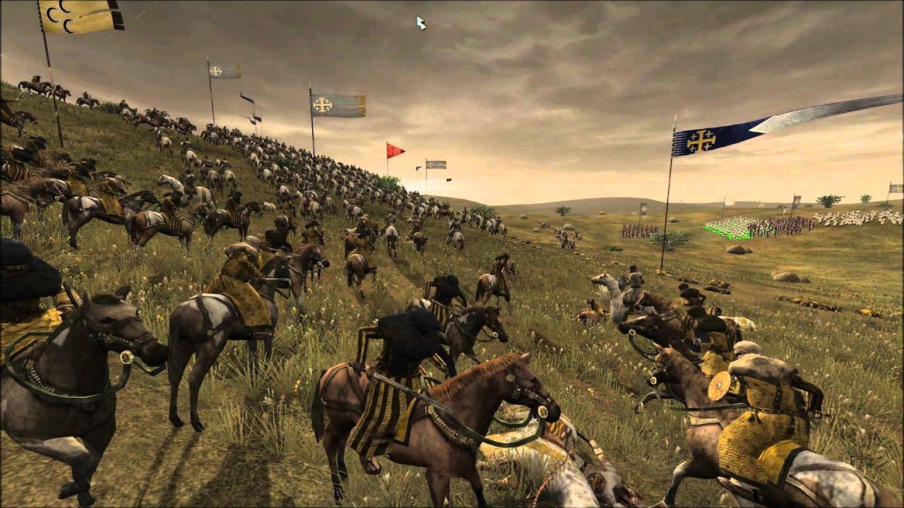 medieval ii total war - kingdoms - gameplay