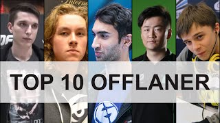 Top 10 Off Laner Dota 2