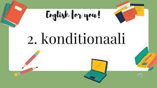 Englannin kielioppi - 2. konditionaali
