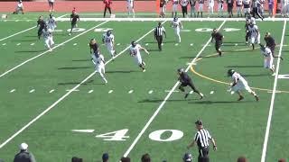 2018 Varsity Armijo Football season highlights