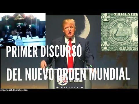 IMPACTANTE ILLUMINATI REVELA EL PLAN DEL NUEVO ORDEN MUNDIA DE DONALD TRUMP