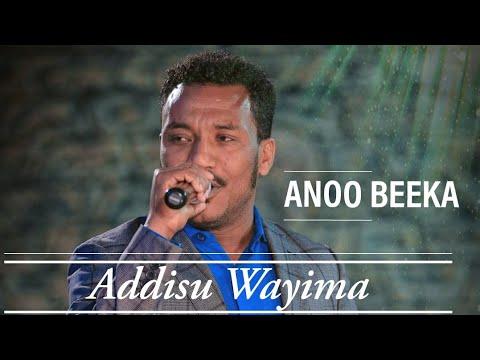 Addisu Wayima | ANOO BEEKA | Official Music Audio