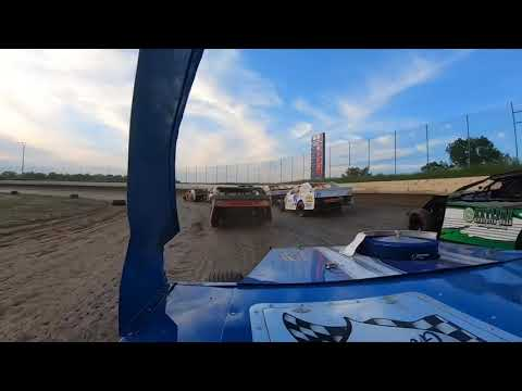 North Central Speedway Sportmod Feature race 6/8/19