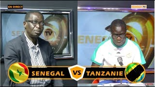 Plateau Spécial : Sénégal vs Tanzanie