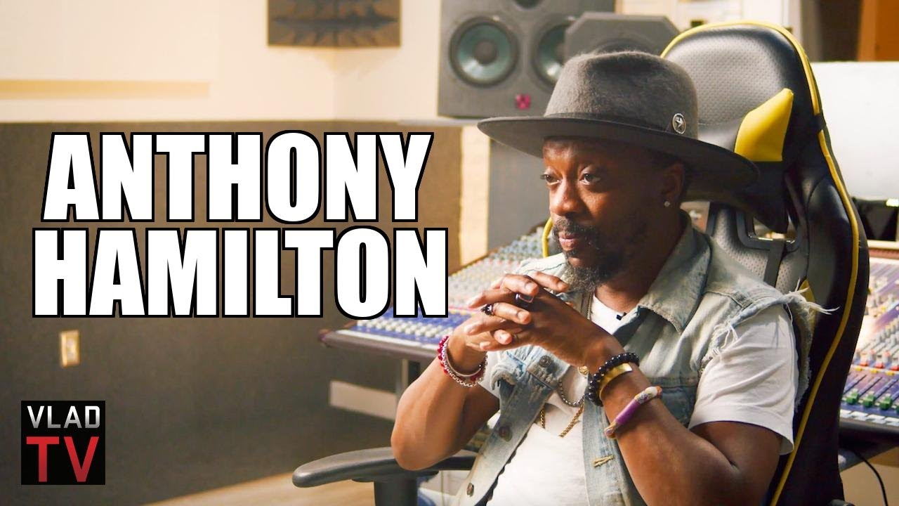 Anthony Hamilton on Puffy Leaving Uptown Records with Biggie & Craig Mack (Part 3)