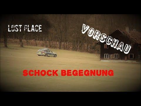 Lost Place - Schockbegegnung