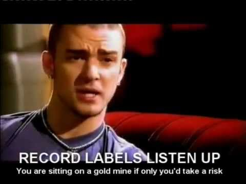 THE VIDEO ALL RECORD LABELS & BOSSES NEED TO SEE - Justin Timberlake, Boy George & more speak out