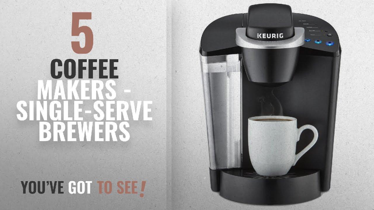 Top 10 Coffee Makers Single Serve Brewers 2018 Keurig K55k