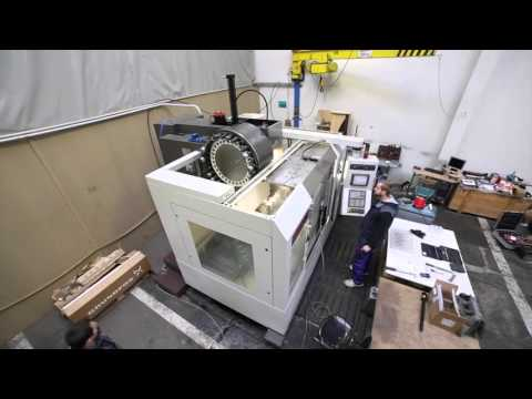 BestenZylinder New CNC Machine