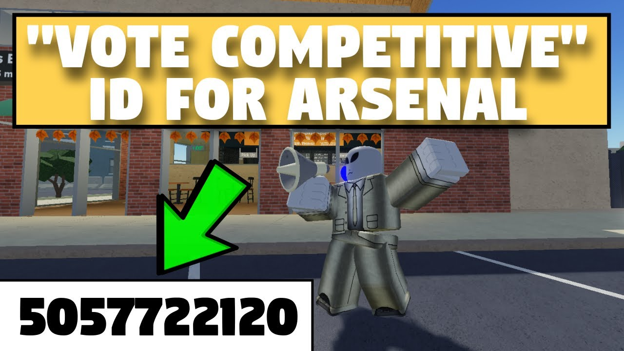 vote competitive megaphone id for