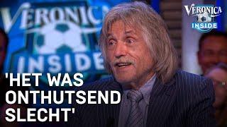 Johan Derksen: 'Feyenoord een verschrikking, PSV onthutsend'