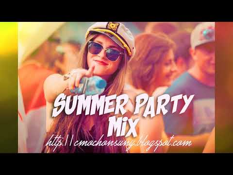 SUMMER PARTY MIX 🎉 (Los mejores Temazos Dance & House) Mixed by @CMochonsuny