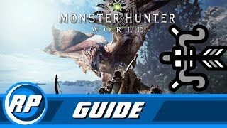 Monster Hunter World - Bow Progression Guide (Recommended Playing)