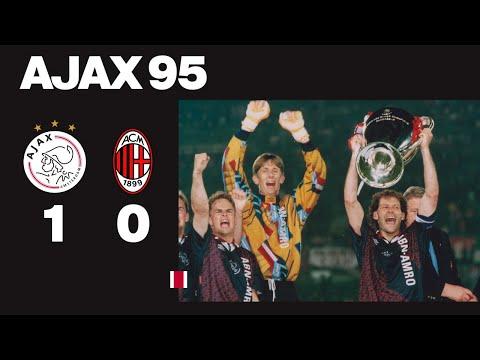 #AJAX95 IN 90 SECONDS - Ajax - AC Milan 1-0   24-05-1995