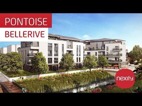 Decouvrez la nouvelle résidence BelleRive à Pontoise