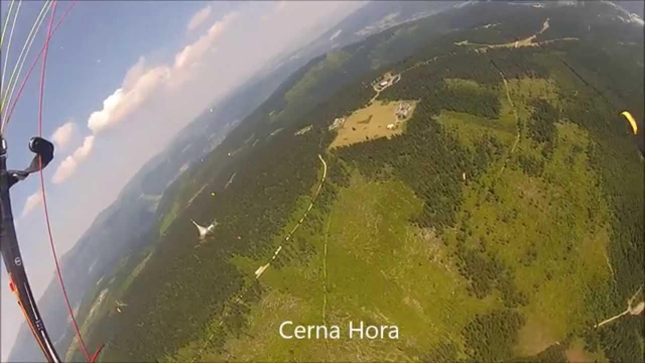 Karkonosze Cerna Hora Paralotnie Paragliding
