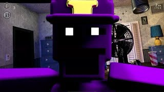 Purple Guy in Ultimate Custom Night mod