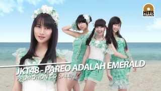 stafaband info   JKT48   Pareo Adalah Emerald  Live Theater JKT48