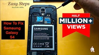 How to Fix Black Screen Galaxy S4 | S4 Active | Galaxy Android unresponsive Screen