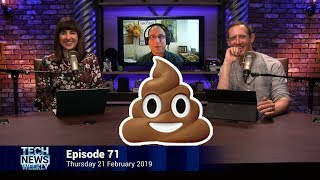 Who Owns the Smiling Pile of Poop? - Tech News Weekly 71