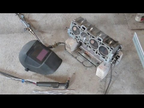 Головка блока цилиндров мазда 626 дизель
