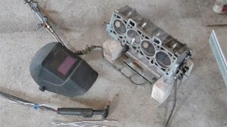видео Головка блока цилиндров ВАЗ 2106,2107,2108,2109