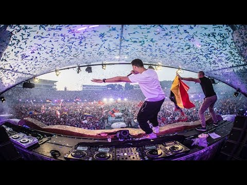 Afrojack Drops Only - Tomorrowland 2018