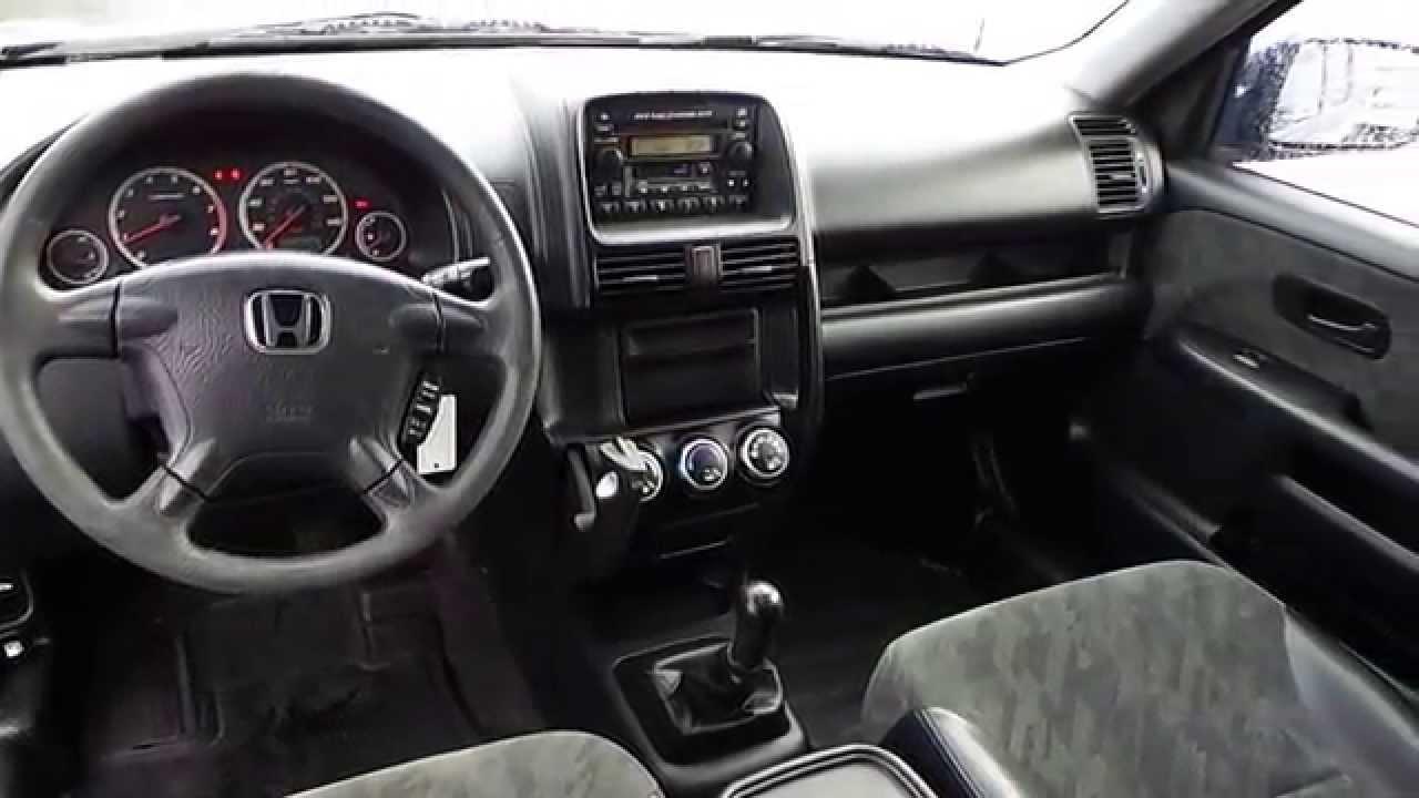 Honda crv 2006 interior pictures for Honda crv 2006 interior