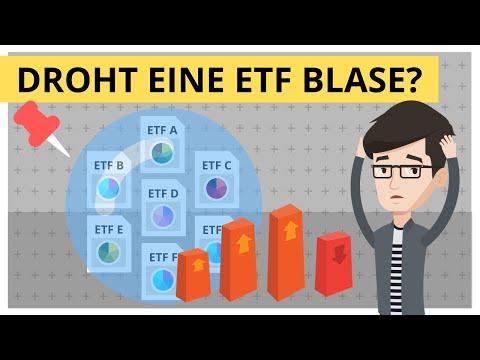ETF Blase? Welche Gefahr droht durch Index Fonds?